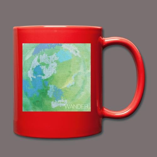 Wander - Tasse einfarbig