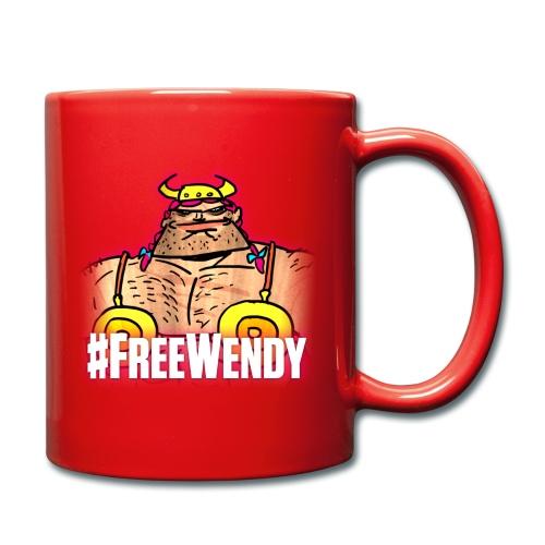 #FreeWendy - Full Colour Mug