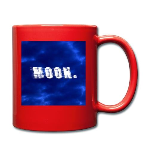 Moon by keddrayn - Tasse einfarbig