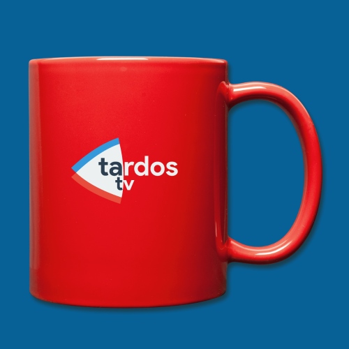 Tardos TV Logo version 2 - Mug uni