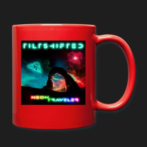 TiltShifted - Neon Traveler - Yksivärinen muki