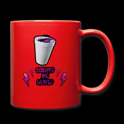Screwed And Chopped Noir - Mug uni