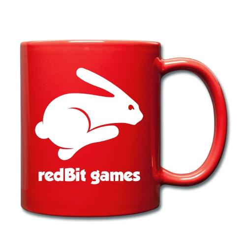 redBit logo - Full Colour Mug