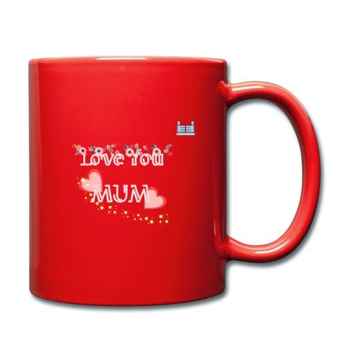 Love You Mum - Full Colour Mug