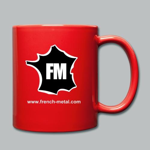 ts frenchmetal png - Mug uni