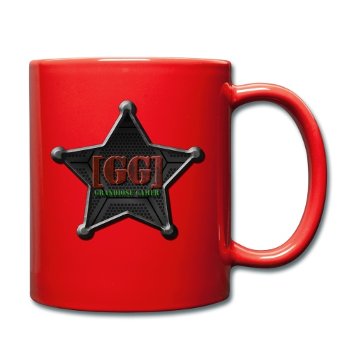 Grandiose Gamer - Full Colour Mug