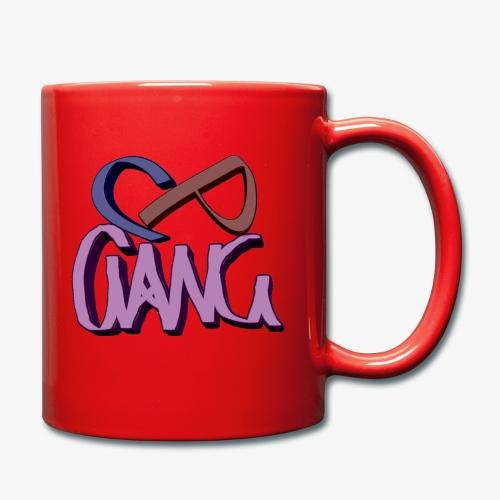 CP GANGG - Yksivärinen muki