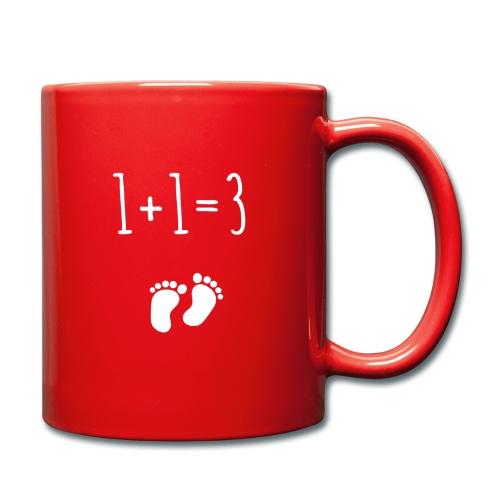 Bientôt nous serons 3 - Mug uni