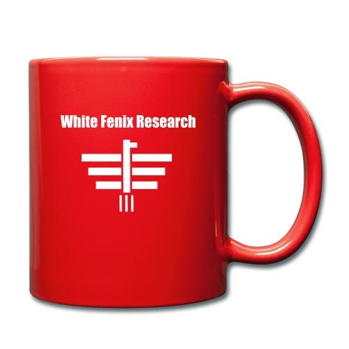 White Fenix Research 2019 - Mug uni
