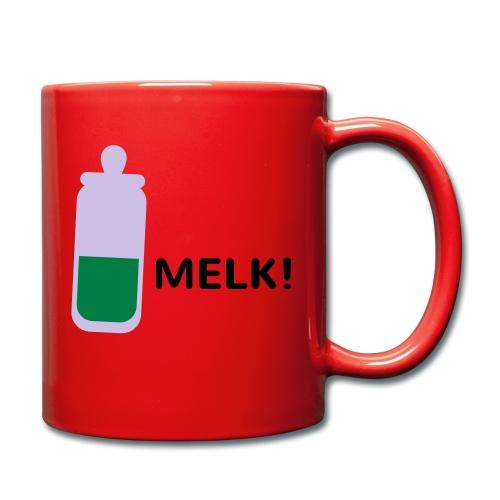 Grappige Rompertjes: Melk - Mok uni