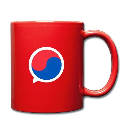 White UKP Icon - Full Colour Mug