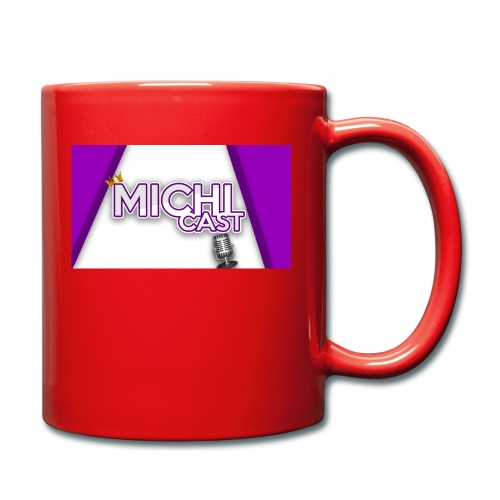 Camisa MichiCast - Full Colour Mug
