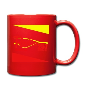 Radio 257 Generic design 1 - Full Colour Mug