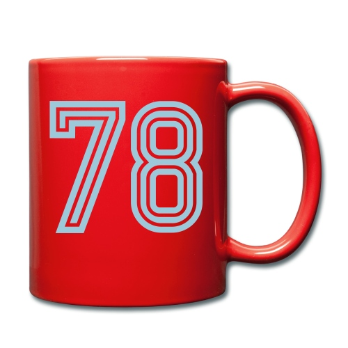 Football 78 - Full Colour Mug