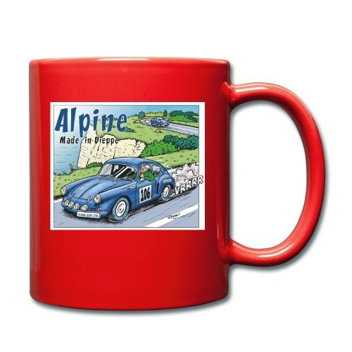 Polete en Alpine 106 - Mug uni