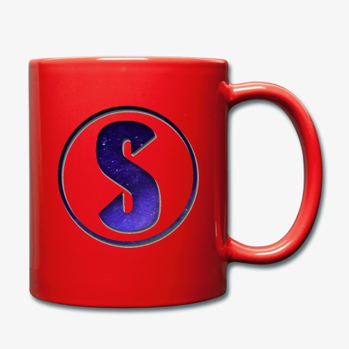 YouTube Logo von Salxphaa - Tasse einfarbig