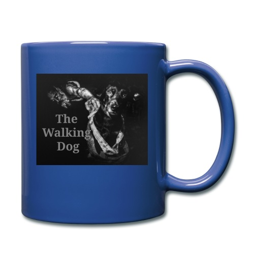 The Walking Dog - Tasse einfarbig