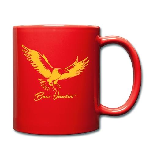 Eagle Bow Hunter - Tasse einfarbig