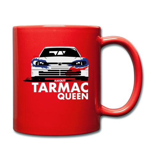 306 Maxi Rallye Tarmac Queen - Mug uni
