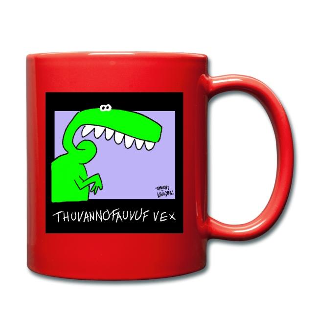 Dinosaur Thuvannofauvuf vex