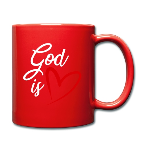 God is love 2B - Tazza monocolore