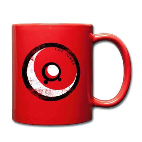 Loz Speaker logo - Full Colour Mug
