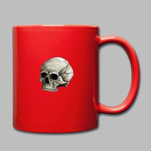 skully 03 - Tasse einfarbig