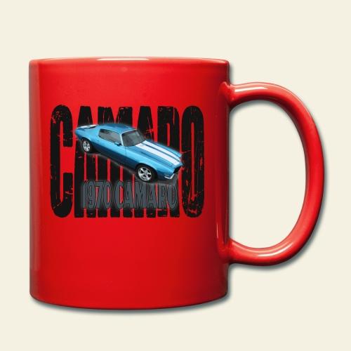 70 Camaro - Ensfarvet krus