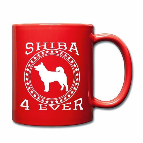 Shiba Inu College Star 2 - Tasse einfarbig