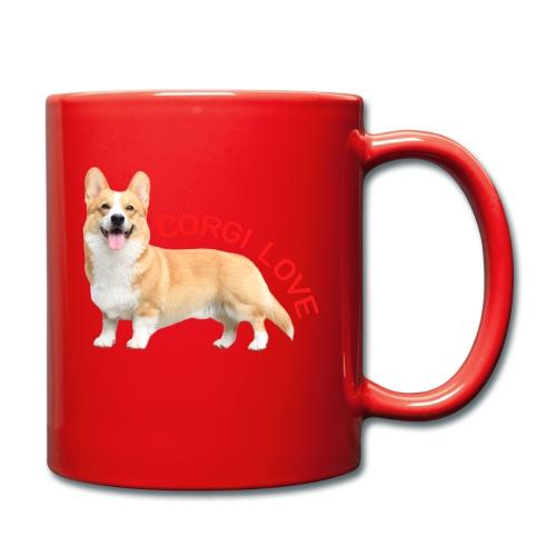 CorgiLove - Full Colour Mug