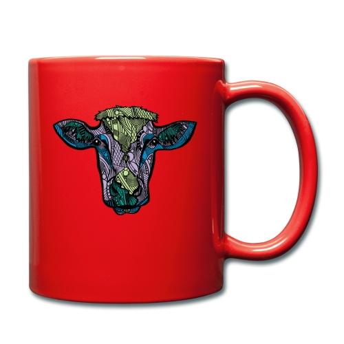 Cow - Ensfarget kopp