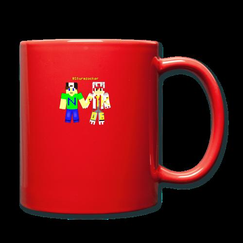 varox2_v1_design_2 - Tasse einfarbig