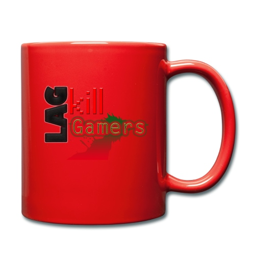 LAG Kills - Full Colour Mug