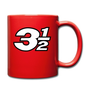 Three and a Half Logo - Full Colour Mug