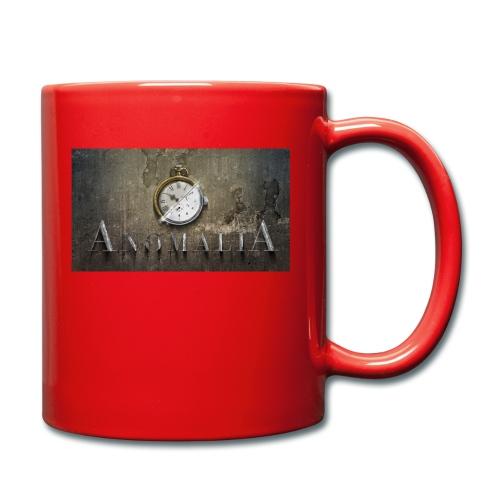 Anomalia Artwork - Tasse einfarbig