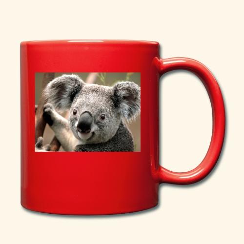 Koala - Tasse einfarbig