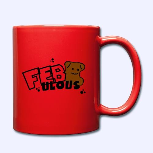 Febulous - Tasse einfarbig