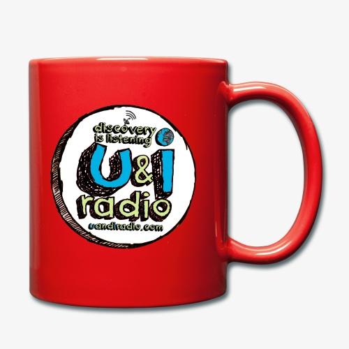 U & I Logo - Full Colour Mug