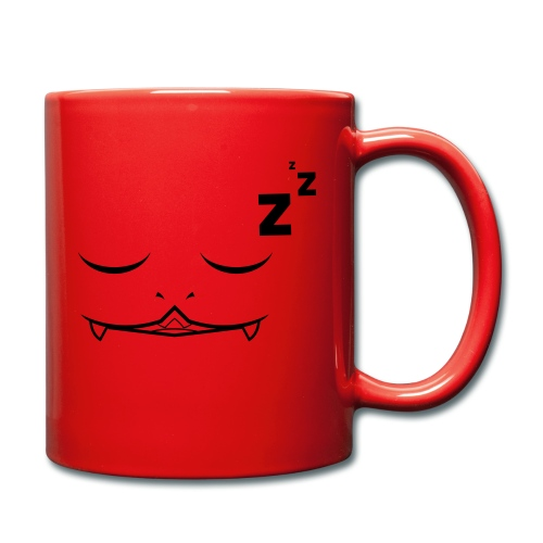Sleepy Porynaz - Full Colour Mug