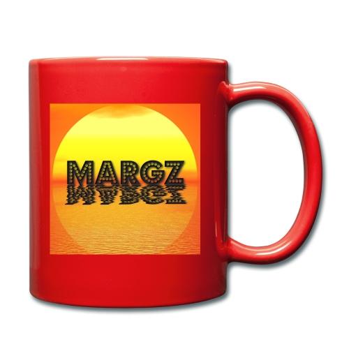 Sunset over Margz - Full Colour Mug