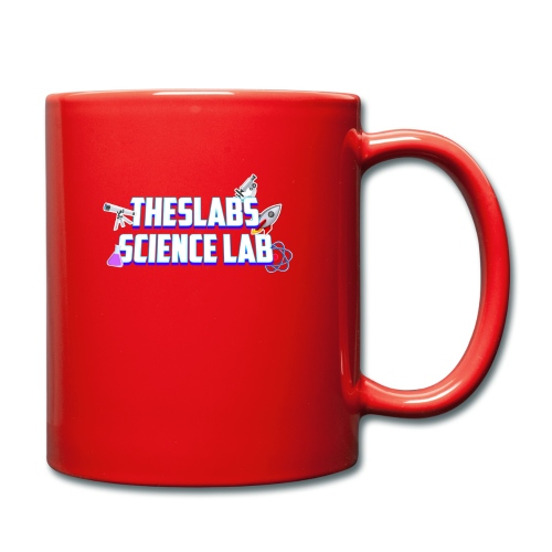 TheSlabs Science Lab Logo - Tazza monocolore