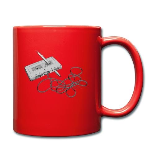 La cassette et son allié - Mug uni