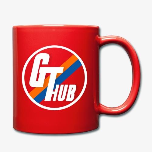 GTHub Logo Accessories - Tasse einfarbig