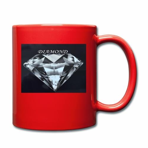 Diamond - Enfärgad mugg
