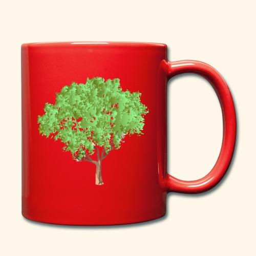 baum 3 - Tasse einfarbig