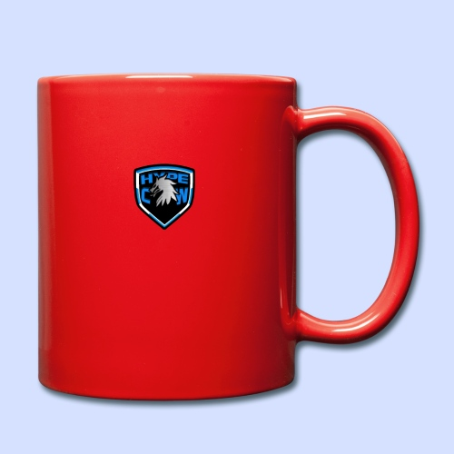 HypeCw logo (Silver) - Full Colour Mug