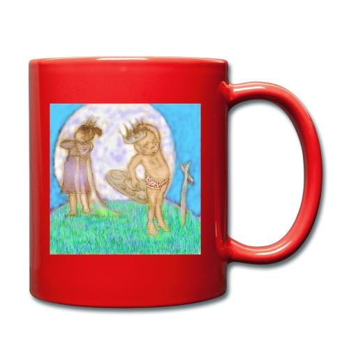 Arthur & Guinevere.. before things got complicated - Full Colour Mug