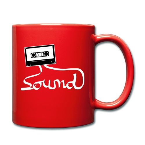camiseta_Sound-png - Taza de un color