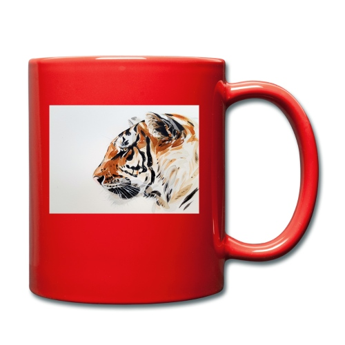 Tigre - Taza de un color