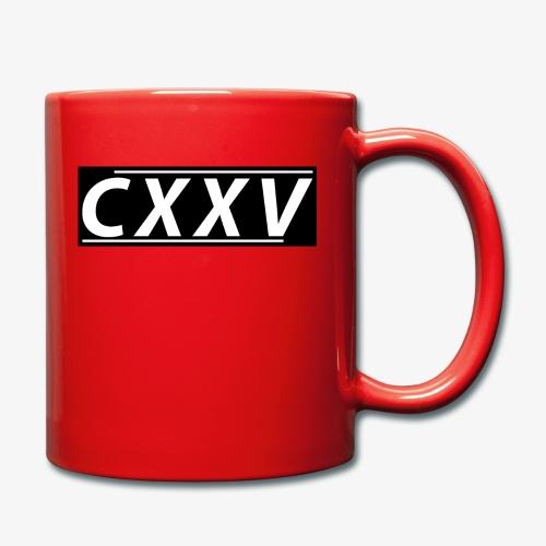 CXXV(Box Design) - Enfärgad mugg